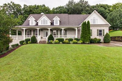 Franklin Single Family Home Under Contract - Showing: 1918 Green Hills Blvd
