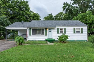 Gallatin Single Family Home Under Contract - Showing: 620 N Council Ave