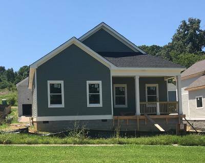 Kingston Springs Single Family Home For Sale: 110 Ellersly Pl