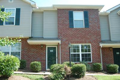 Hendersonville Condo/Townhouse Under Contract - Showing: 102 Water View Dr #102