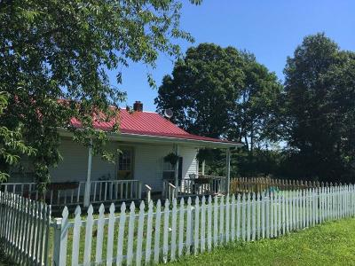 Hohenwald Single Family Home For Sale: 448 Woodland Rd