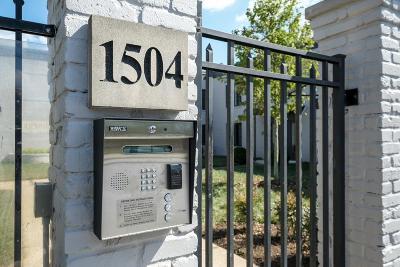 Nashville Rental For Rent: 1504 18th Ave South 102 #102