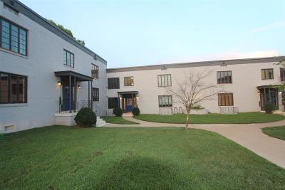 Nashville Rental For Rent: 1504 S 18th Ave South 301 #301