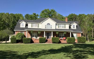 Shelbyville Single Family Home For Sale: 141 Longwood Dr
