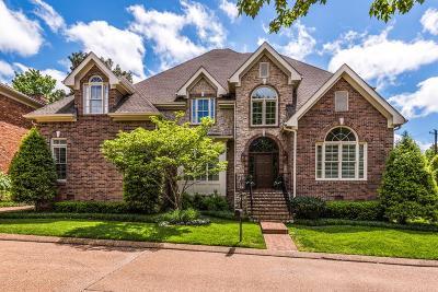 Nashville Single Family Home For Sale: 8 Wyndham Pl