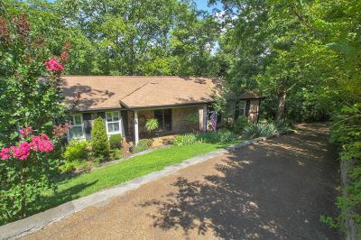 Brentwood Single Family Home For Sale: 1209 Longstreet Cir