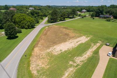 College Grove Residential Lots & Land Under Contract - Showing: 6400 Trails End Rd