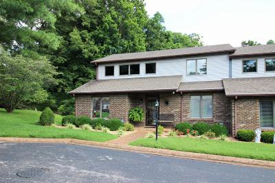 Clarksville Condo/Townhouse Under Contract - Showing: 427 Country Club Ct