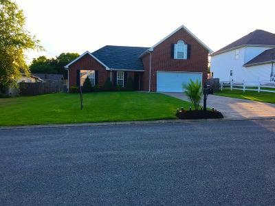 Rutherford County Single Family Home For Sale: 1342 Nicole Ln