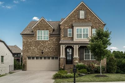 Gallatin Single Family Home Under Contract - Showing: 1225 Overton Circle