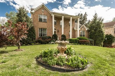 Goodlettsville Single Family Home Under Contract - Showing: 209 Buffalo Run
