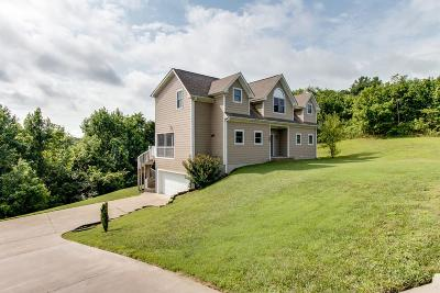 Smithville TN Single Family Home Under Contract - Showing: $289,900
