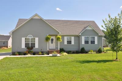 Smithville TN Single Family Home Under Contract - Showing: $129,900