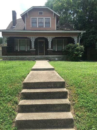 Nashville Rental For Rent: 624 Shelby Ave #A