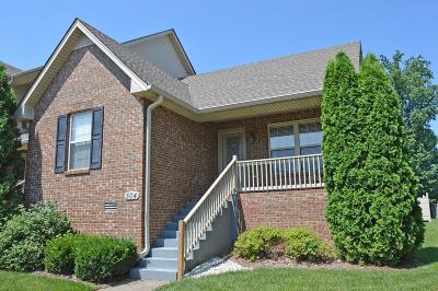 Clarksville Condo/Townhouse Under Contract - Showing: 135 Excell Road #504