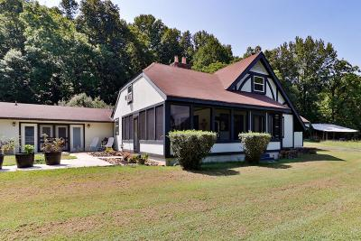 Linden Single Family Home For Sale: 4241 Lick Creek Rd