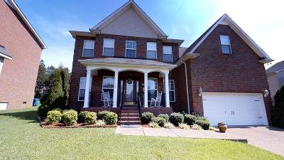 Rutherford County Single Family Home For Sale: 3807 Masters Dr