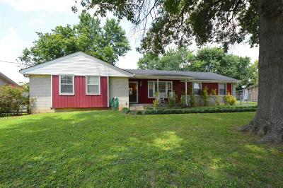 Hendersonville Single Family Home Under Contract - Showing: 202 Raindrop Ln