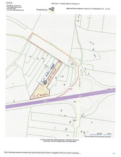 Mount Juliet Residential Lots & Land For Sale: 6 Rutland Dr