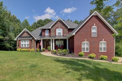 Clarksville Single Family Home For Sale: 325 Brigg Dr