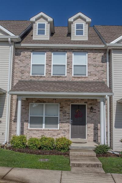 Kingston Springs Condo/Townhouse Under Contract - Showing: 145 Avalon Drive