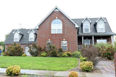 White House Single Family Home For Sale: 2969 Indian Ridge Blvd