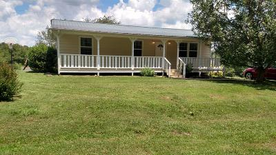 White Bluff Single Family Home Under Contract - Showing: 600 Joslin Branch Rd