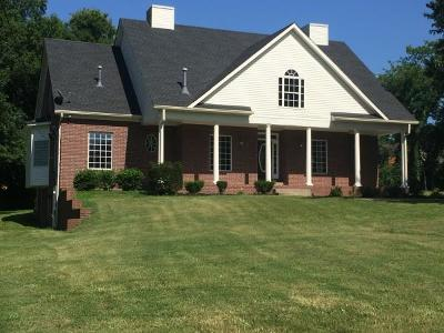 Old Hickory Single Family Home For Sale: 108 Fields Dr