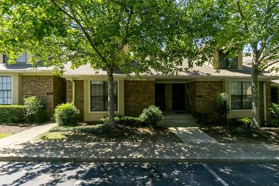 Brentwood Condo/Townhouse Under Contract - Showing: 272 Glenstone Cir