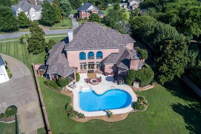 Hendersonville Single Family Home Under Contract - Showing: 103 Secretariat Place