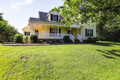 Franklin Single Family Home For Sale: 1772 Old Hillsboro Rd
