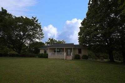 Joelton Single Family Home Under Contract - Showing: 4708 Grays Point Rd