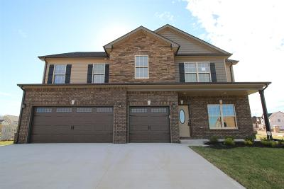 Clarksville Single Family Home Under Contract - Showing: 100 Summerfield