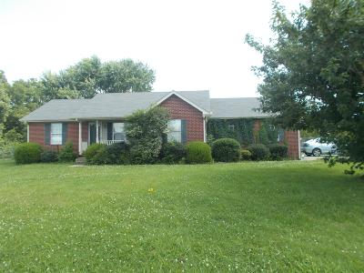 Smyrna, Lascassas Single Family Home Under Contract - Showing: 209 Vernon Traylor Dr