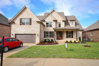 Spring Hill Single Family Home For Sale: 4021 Haversack Dr. (314)