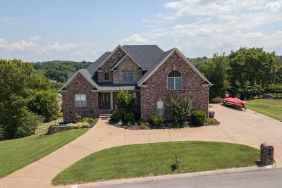 Wilson County Single Family Home For Sale: 219 Hidden Harbour Dr