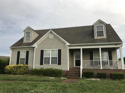 Thompsons Station Single Family Home Under Contract - Showing: 2845 Jessie Ct