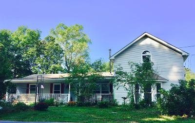 Ashland City Single Family Home Under Contract - Showing: 1847 Mount Zion Rd