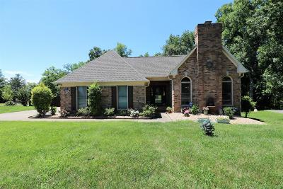 Single Family Home For Sale: 3203 Park Hill Rd