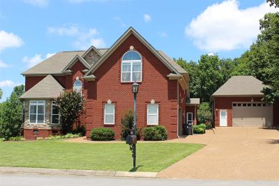 Mount Juliet Single Family Home For Sale: 144 Seven Springs Dr