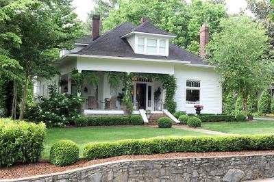 Franklin Single Family Home For Sale: 419 Boyd Mill Ave