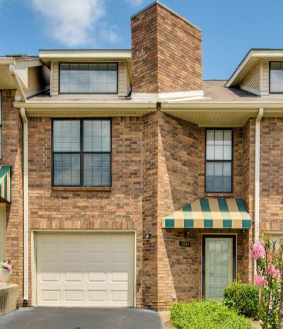 Brentwood Condo/Townhouse For Sale: 5915 Stone Brook Dr