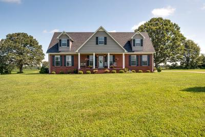 Summertown Single Family Home For Sale: 401 Springwater Dr