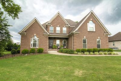 Lascassas Single Family Home Under Contract - Showing: 2011 Harvest Trl