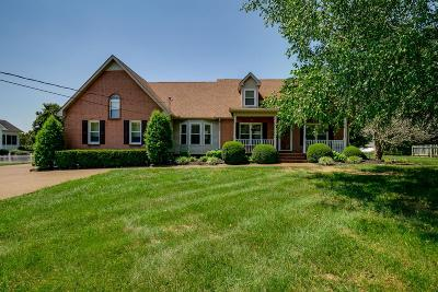 Hendersonville Single Family Home For Sale: 2708 Long Hollow Pike