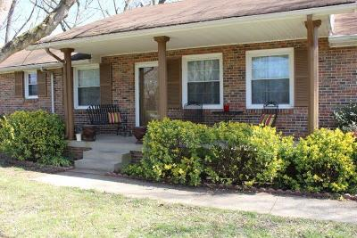 Rutherford County Single Family Home For Sale: 6440 Lee Ave
