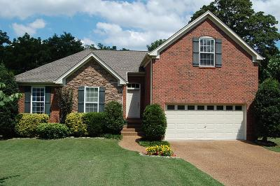 Nolensville Single Family Home Under Contract - Showing: 1623 Allendale Dr