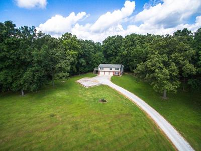 Burns Single Family Home For Sale: 148 Dunleith Drive