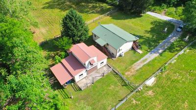 Pegram Single Family Home Under Contract - Showing: 2696 Old Sams Creek Rd