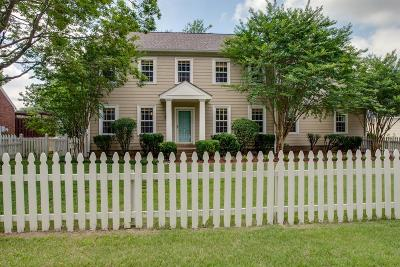 Franklin Single Family Home For Sale: 213 Countryside Dr